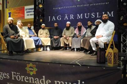 Sveriges muslimer