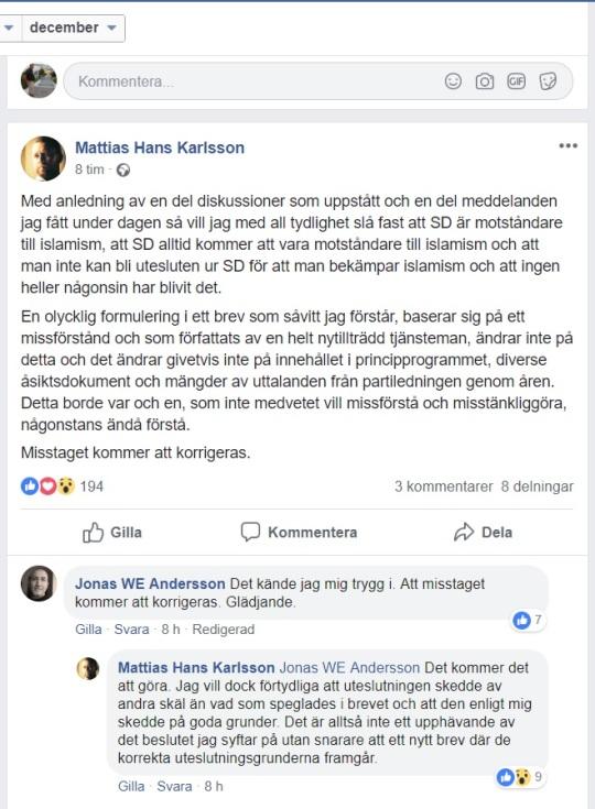 mattias karlsson fb 20181221