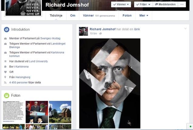 Jomshof facebook