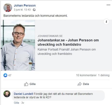 FB 20190603 kommentar