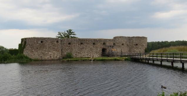 Kronoborgs slottsruin