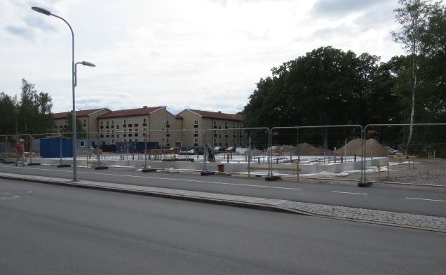 Nya bostäder Kungsgårdsvägen