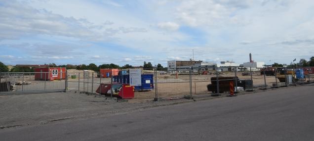 Nya bostäder Linnestaden