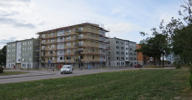 Nya bostäder Perstorpsvägen