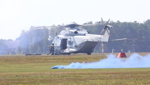 FD helikopter rädd