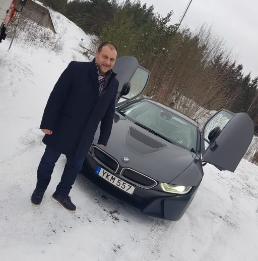 BMW Enes Osmanovic
