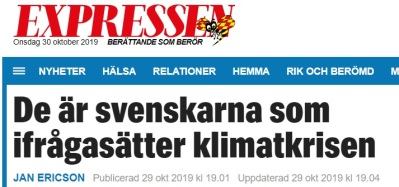 Klimatkrisen
