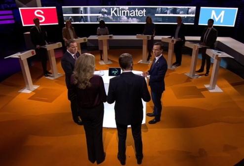 Partilledardebatt 20191013