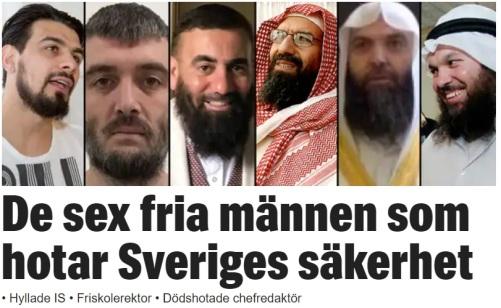 Sex islamister