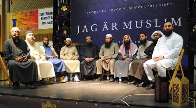 Sveriges muslimer smal
