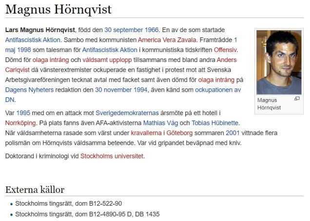 Magnus Hörnqvist