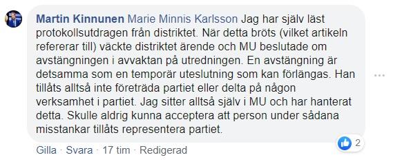 FB kommentar 2
